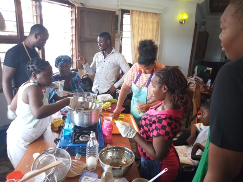 FORMATION EN CHOCOLATERIE DE LOME